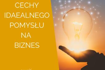 Cechy idealnego pomysłu na biznes