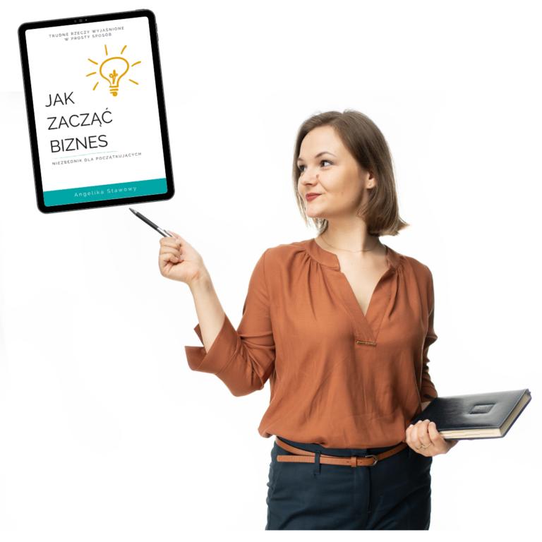 kobieta i ebook