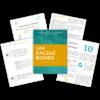 przykładowe strony e-booka Jak zacząć biznes